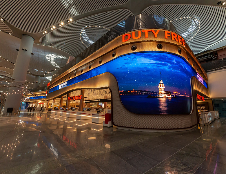 Istanbul Airport, Turkey